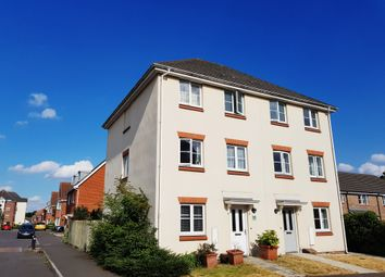 Thumbnail 4 bed town house for sale in Woodland Walk, Aldershot