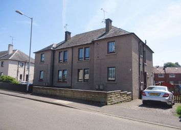 Thumbnail 2 bed flat for sale in Gartmorn Road, Sauchie, Alloa