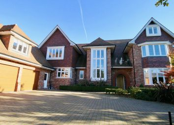 Thumbnail 6 bed detached house to rent in Oatlands, Alderley Edge