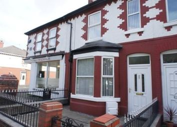 Thumbnail 3 bed town house to rent in Chester Road, Warrington