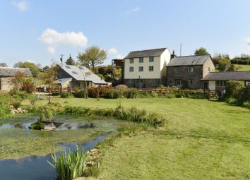Thumbnail 8 bed equestrian property for sale in Pelynt, Looe