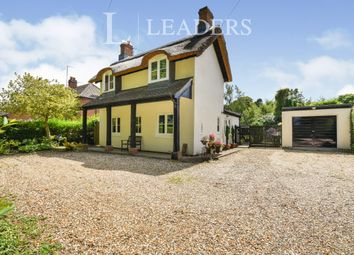 Thumbnail 2 bed detached house to rent in Beech Road, Wroxham