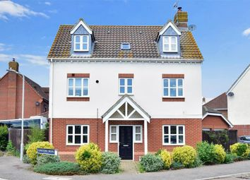 Thumbnail 4 bed detached house for sale in Amber Rise, Sittingbourne, Kent