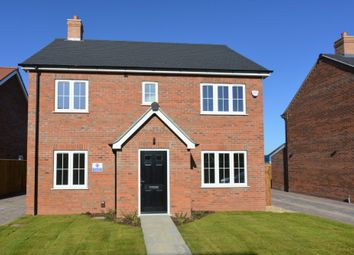 Thumbnail 4 bed detached house for sale in Plot 8 Alexander Park, Legbourne Road, Louth
