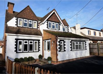Thumbnail 4 bed detached house for sale in Park View, Northampton