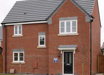 Thumbnail 3 bedroom detached house for sale in Off London Road, Markfield