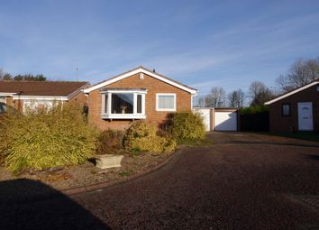 Thumbnail 2 bed detached bungalow for sale in Cobalt Close, Newcastle Upon Tyne