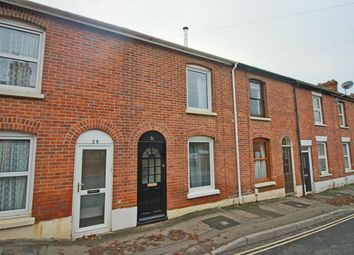 Thumbnail 2 bed terraced house to rent in Marlborough Stree, Andover, Hampshire