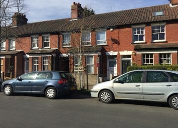 Thumbnail 4 bedroom terraced house to rent in Trafford Road, Norwich