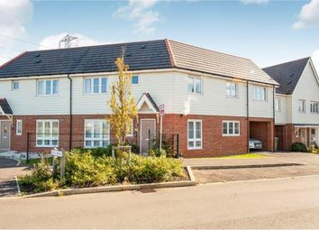 Thumbnail 4 bed terraced house for sale in Excalibur Road, Aylesbury, Buckinghamshire