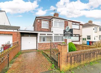 Thumbnail 3 bed semi-detached house for sale in Windy Arbor Road, Whiston, Prescot