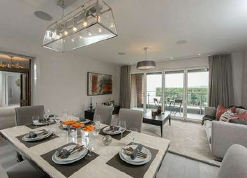 Thumbnail 2 bed flat for sale in Knotty Green, Buckinghamshire