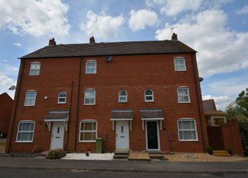 Thumbnail 4 bed town house to rent in Colchester Court, Bletchley, Milton Keynes