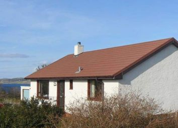 Thumbnail 3 bed detached bungalow for sale in Bernisdale, Portree