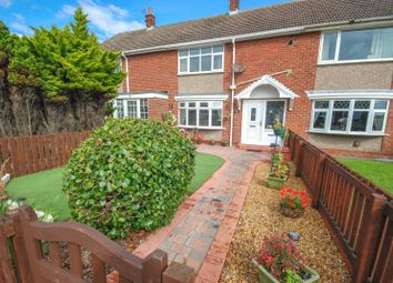Thumbnail 2 bed terraced house for sale in Souter View, Whitburn, Sunderland