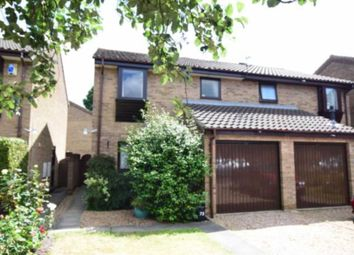 Thumbnail 3 bedroom semi-detached house for sale in Aylesbury Close, Norwich