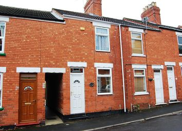Thumbnail 2 bedroom terraced house to rent in Victoria Street, Grantham