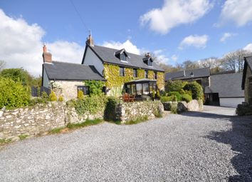 Thumbnail 6 bed farmhouse for sale in Bryn Niwl, Meidrim, Carmarthen