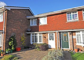 Thumbnail 2 bed terraced house for sale in Cromer Way, Hailsham