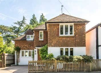 Thumbnail 3 bed detached house for sale in Chevening Road, Sundridge, Sevenoaks