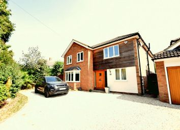 Thumbnail 5 bed detached house to rent in High Street, Cheddington, Leighton Buzzard