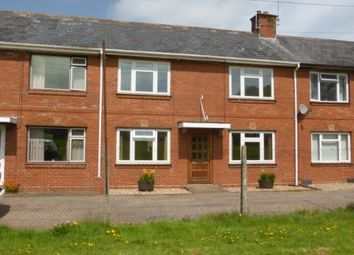 Thumbnail 3 bed terraced house to rent in Hemyock, Cullompton, Devon