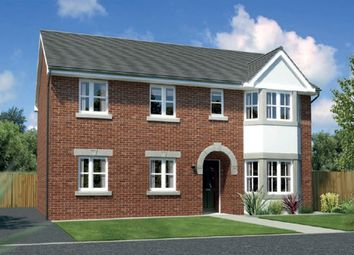 Thumbnail 4 bed detached house for sale in Upton Pines, Upton, Merseyside