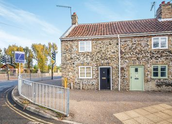 Thumbnail 2 bed end terrace house for sale in Grove Lane, Thetford, Norfolk