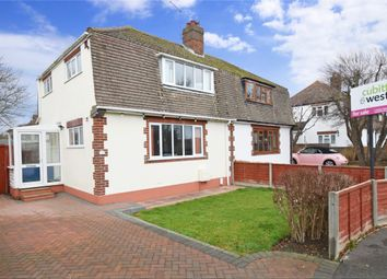 Thumbnail 2 bedroom semi-detached house to rent in Sunny Close, Goring-By-Sea, Worthing