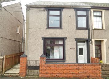 Thumbnail 3 bed semi-detached house for sale in Llangynidr Road, Beaufort, Ebbw Vale