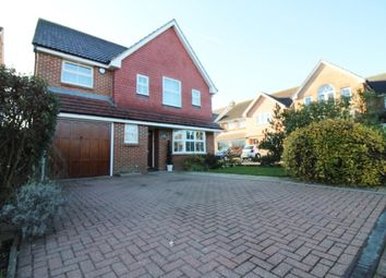 Thumbnail 4 bed detached house for sale in Gladding Road, Cheshunt, Waltham Cross