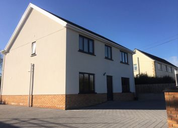 Thumbnail 4 bed detached house for sale in Dol Y Coed, Cross Inn, Laugharne
