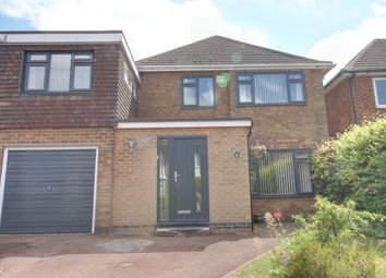 Thumbnail 5 bed detached house for sale in Sandringham Drive, Bramcote, Nottingham