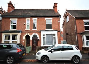 Thumbnail 4 bed semi-detached house for sale in Osborne Grove, Nottingham, Nottinghamshire