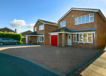 Thumbnail 3 bed detached house for sale in Elston Gardens, Clifton Grove, Nottingham