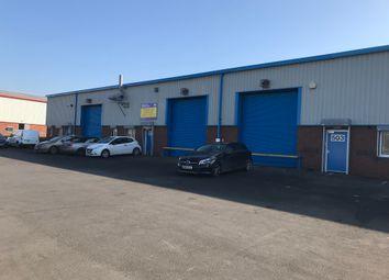 Light industrial to let in Phoenix Close Industrial Estate, Heywood OL10