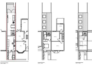 Thumbnail 2 bedroom property for sale in Carmichael Road, London