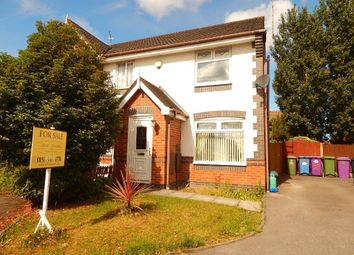 Thumbnail 2 bed semi-detached house for sale in Turriff Road, Dovecot, Liverpool, Merseyside