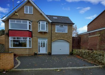 Thumbnail 7 bed detached house for sale in Redrock Road, Whiston, Rotherham