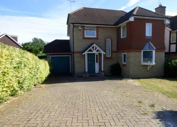 Thumbnail 3 bed detached house to rent in Spring Shaw Road, Orpington