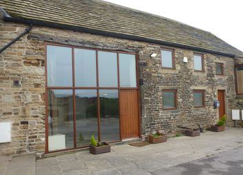 Thumbnail 4 bed barn conversion to rent in Kiln Lane, Emley, Huddersfield