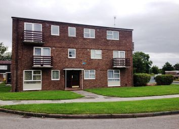 Thumbnail 1 bed flat to rent in Cherrysutton, Hough Green, Widnes
