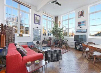 Thumbnail 3 bed flat for sale in Scholars Place, London