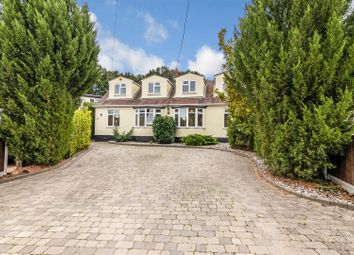 Thumbnail 5 bed detached house for sale in Central Close, Benfleet