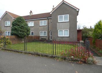 Thumbnail 1 bed flat to rent in Heriot Avenue, Paisley, Renfrewshire