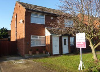 Thumbnail 2 bed semi-detached house for sale in Molyneux Drive, New Brighton, Wallasey