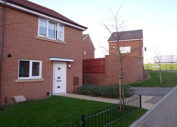 Thumbnail 2 bed semi-detached house to rent in Ladybird Avenue, Coventry