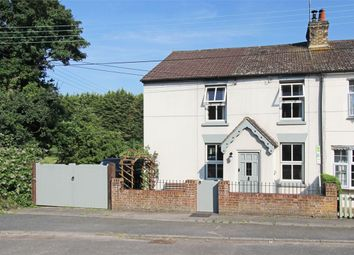 Thumbnail 3 bed end terrace house for sale in Maidstone Road, Borden, Borden, Sittingbourne, Kent