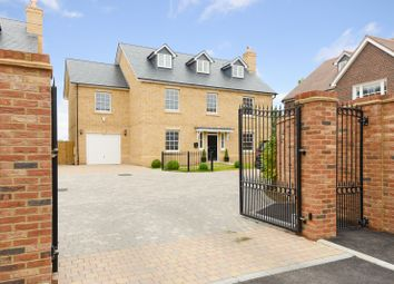 Thumbnail 5 bed detached house for sale in Monocstune Mews, Monkton, Ramsgate