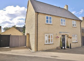 Thumbnail 4 bed detached house for sale in Larkspur Grove, Madley Park, Witney